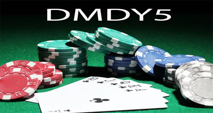 DMDY5 Situs Judi QQ Poker Terbesar Indonesia Tahun Ini